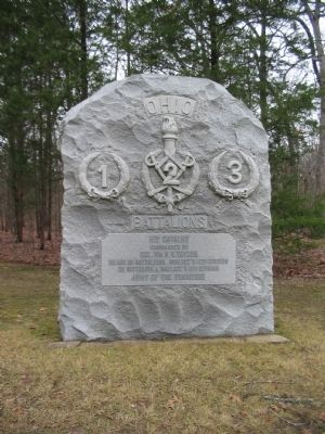 5th Ohio Cavalry Monument image. Click for full size.