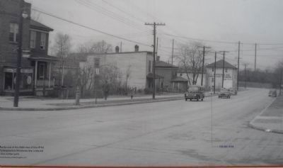 Designed to Compete Marker - photo of Deanwood Community on reverse image. Click for full size.