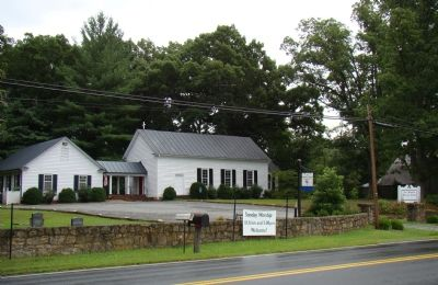 Today's Buck Mountain Episcopal Church image. Click for full size.