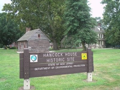 Hancock House Historic Site image. Click for full size.