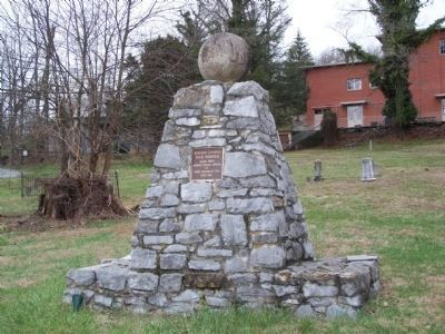 Dick Pointer Monument image. Click for full size.