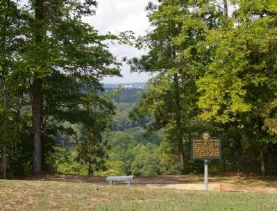 Etowah and the War Marker image. Click for full size.