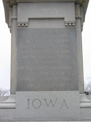 Front Inscription image. Click for full size.
