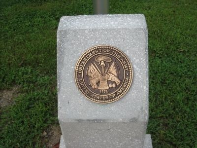 Army Plaque image. Click for full size.