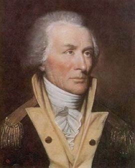 General Thomas Sumter<br>1734&#8211;1832 image. Click for full size.