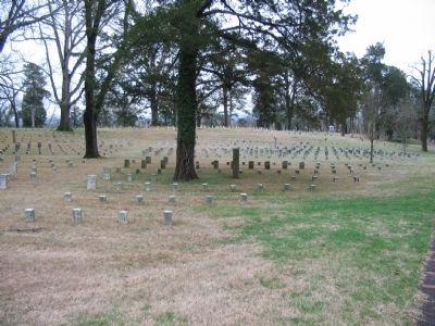 Shiloh National Cemetery image. Click for full size.