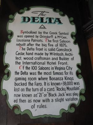 The Delta Marker image. Click for full size.