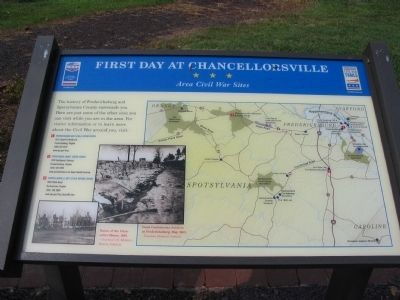 Area Civil War Sites image. Click for full size.
