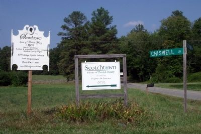 Scotchtown Entrance image. Click for full size.