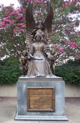 South Carolina Women of the Confederacy Monument image. Click for full size.