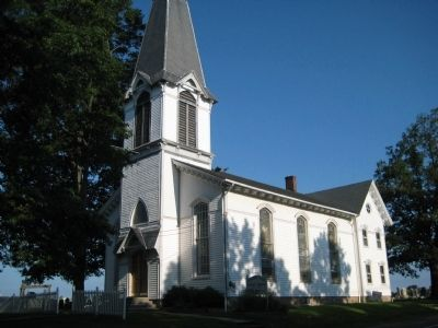 Cherryville Baptist Church image. Click for full size.
