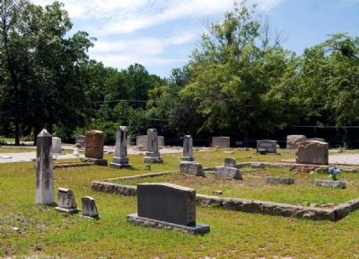 Providence Evangelical Lutheran Church Cemetery image. Click for full size.