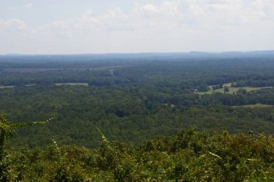The View from Dowdell's Knob image. Click for full size.