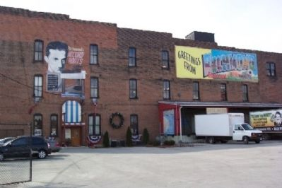 Richmond's Record Roots Mural image. Click for full size.