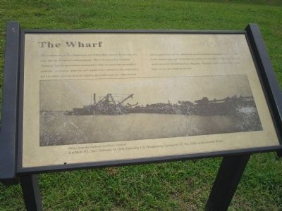 The Wharf Marker image. Click for full size.