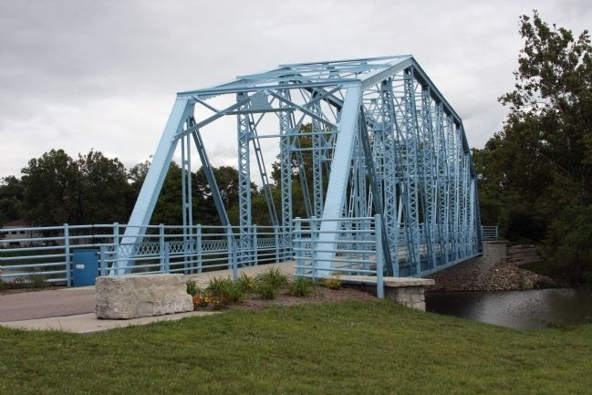 "Full View of  "" Bridge 140 "" image. Click for full size."