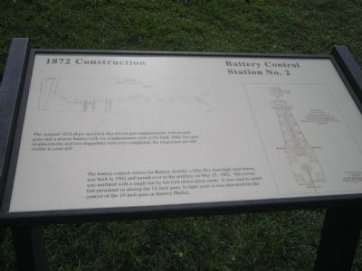 1872 Construction Marker image. Click for full size.