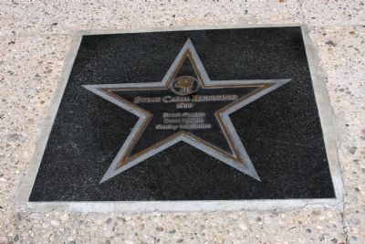 "Walk of Fame - Star :: In front of ""Ohio"" Theater image. Click for full size."