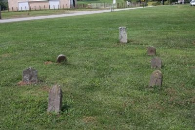 Fulton Burying Ground  - Grave Sites image. Click for full size.