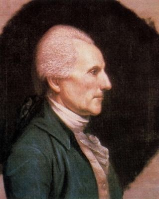 Richard Henry Lee (1732–1794) image. Click for full size.