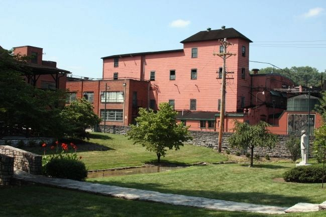 Wide View - - Buffalo Trace Distillery image. Click for full size.