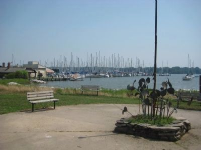 Galesville Waterfront image. Click for full size.