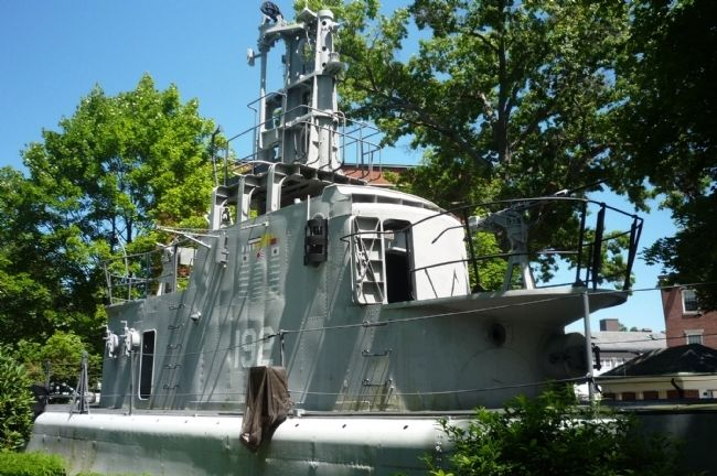 Submarine SS 192, the USS SAILFISH (ex-SQUALUS) Memorial image. Click for full size.
