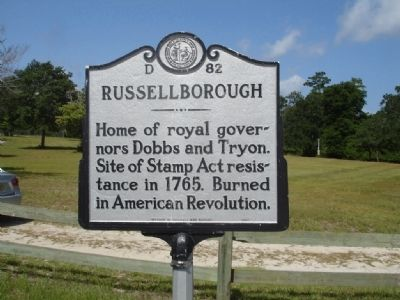Russellborough Marker image. Click for full size.