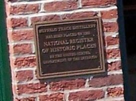 Buffalo Trace Distillery Marker image. Click for full size.
