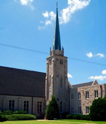 St. Stephen's Lutheran Church image. Click for full size.
