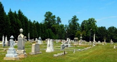 St. Stephen's Lutheran Church Cemetery image. Click for full size.