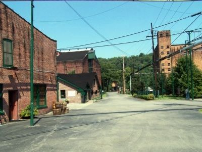 Buffalo Trace Distillery - Plant Drive-way... image. Click for full size.