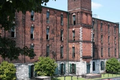 Historic Warehouse - - Buffalo Trace Distillery image. Click for full size.