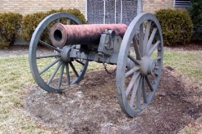 24-pdr Flank Howitzer Model 1844 image. Click for full size.