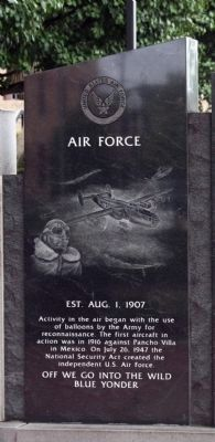 Fourth Left  - - The Price of Freedom Marker image. Click for full size.