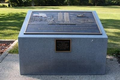 """911"" - Memorial image. Click for full size."