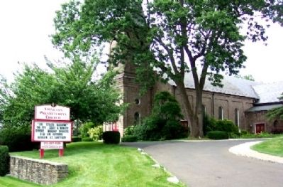 Abington Presbyterian Church image. Click for full size.