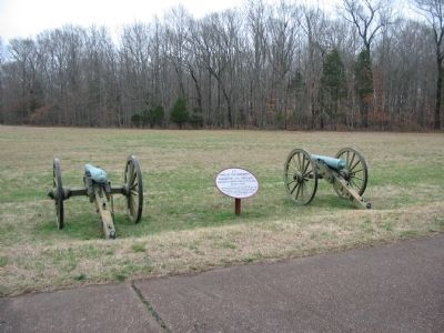 Washington (La.) Artillery Position image. Click for full size.