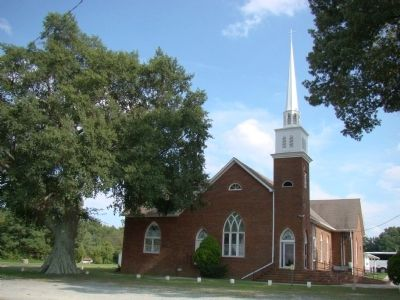 Zion Baptist Church image. Click for full size.