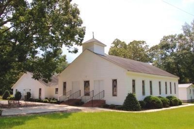 Bethany Baptist Church image. Click for full size.
