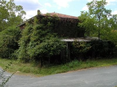 The ruins of the A.J. Bell store image. Click for full size.