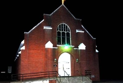 Liberty Hill United Methodist Church image. Click for full size.