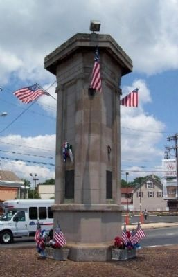 Burholme World War I Memorial image. Click for full size.