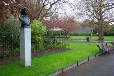 Countess Constance Markievicz Memorial image. Click for full size.
