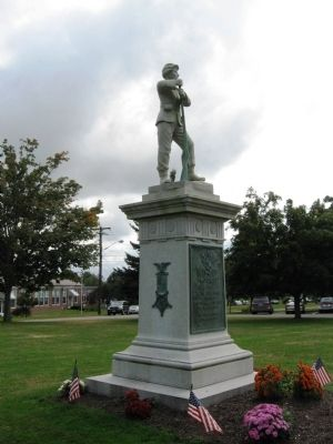 Prospect Soldiers' Monument image. Click for full size.