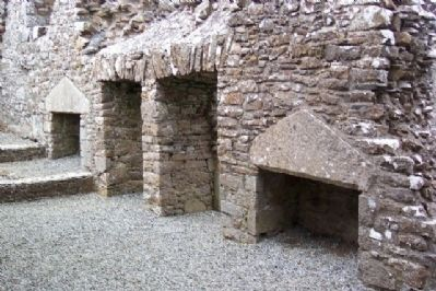 Slane Abbey College Fireplaces image. Click for full size.