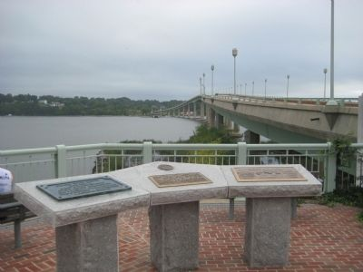 The United States Naval Academy Bridge image. Click for full size.