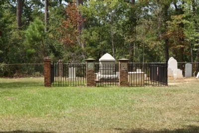 Francis Marion's Gravesite image. Click for full size.