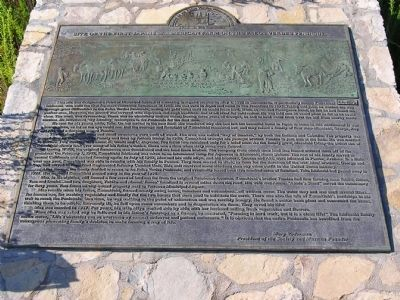 Site of the First Japanese American Farm on the Palos Verdes Peninsula Marker image. Click for full size.
