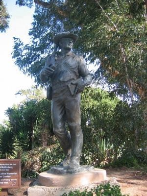 The Mormon Battalion Monument image. Click for more information.